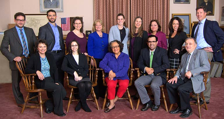 2016 Stoneham MA Chamber Board of Directors