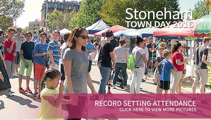 2016 Stoneham Town Day by the Stoneham Chamber of Commerce
