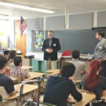 Career Awareness Day – A success for SHS Juniors and Chamber members!